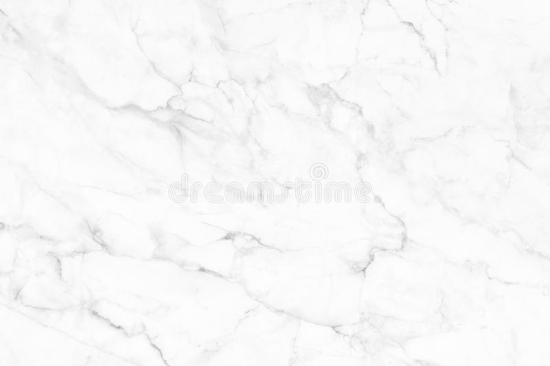 White (gray) marble texture, detailed structure of marble in natural patterned for background and design. stock photos