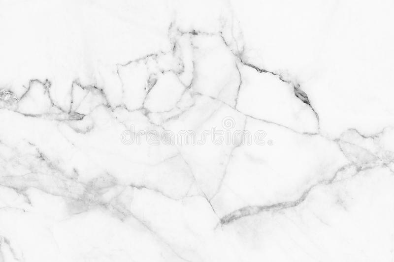 White gray marble texture, detailed structure of marble in natural patterned for background and design. stock photography