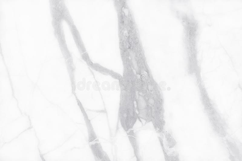 White gray marble texture in natural pattern with high resolution. Tile stone floor. stock image
