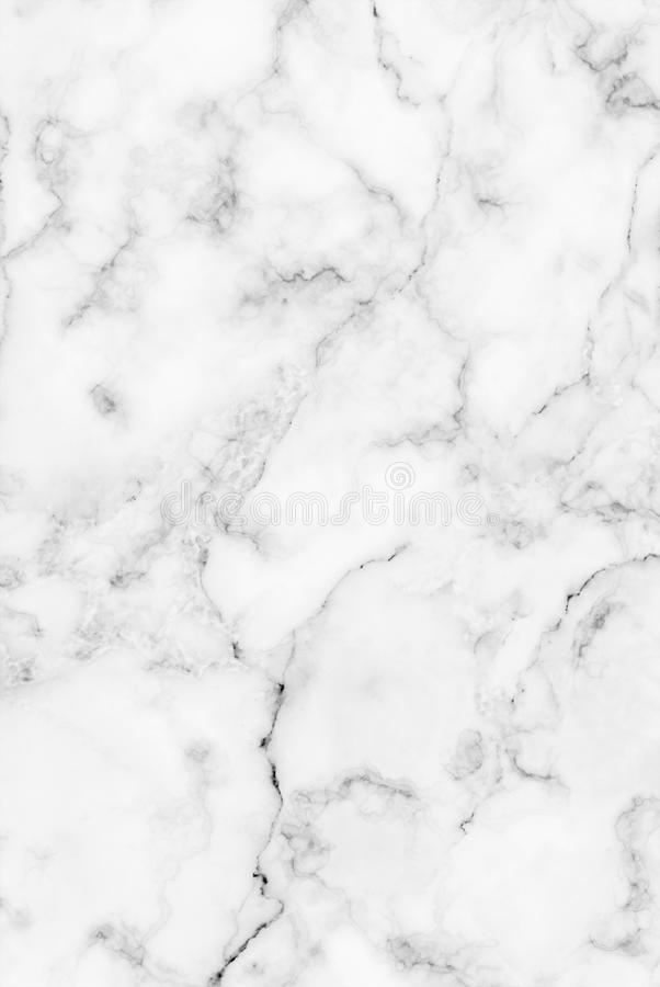 White gray marble texture with subtle grey veins royalty free stock photo