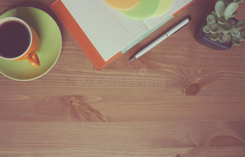 White And Gray Pen Beside Succulent Flower And White Line Paper Near Orange Ceramic Mug With Black Coffee Free Public Domain Cc0 Image