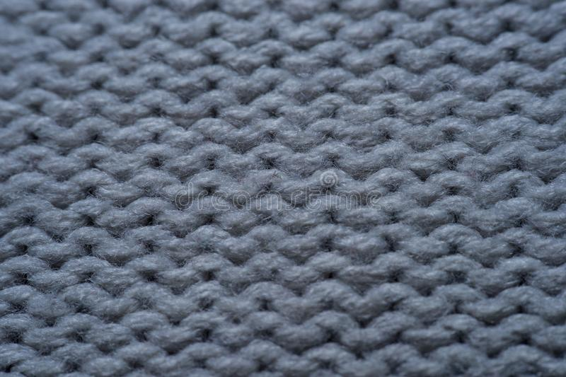 White and gray realistic knit texture seamless pattern. background for banner, site, card, wallpaper. Macro stock image