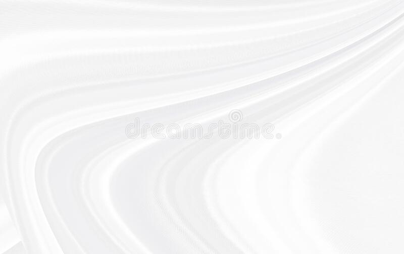 White gray satin texture that is white silver fabric silk background. royalty free stock photography