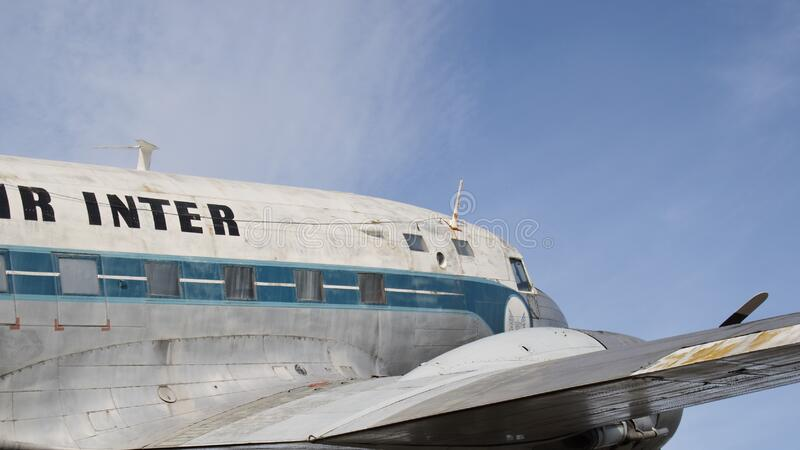 White Gray Teal Air Bus Under Blue Sky Free Public Domain Cc0 Image