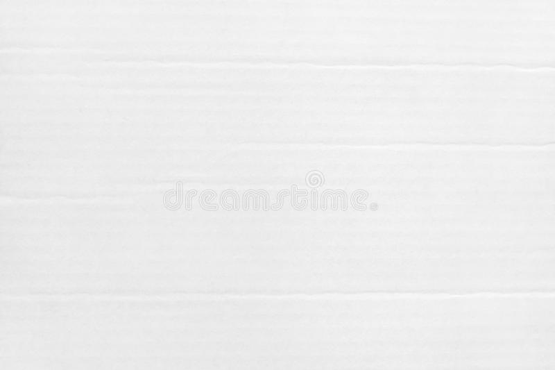 White grey cardboard sheet abstract background, texture of recycle paper box in old vintage pattern for design art work royalty free stock photos