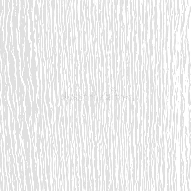 White and grey wavy chaotic vertical lines texture. Abstract pat stock illustration
