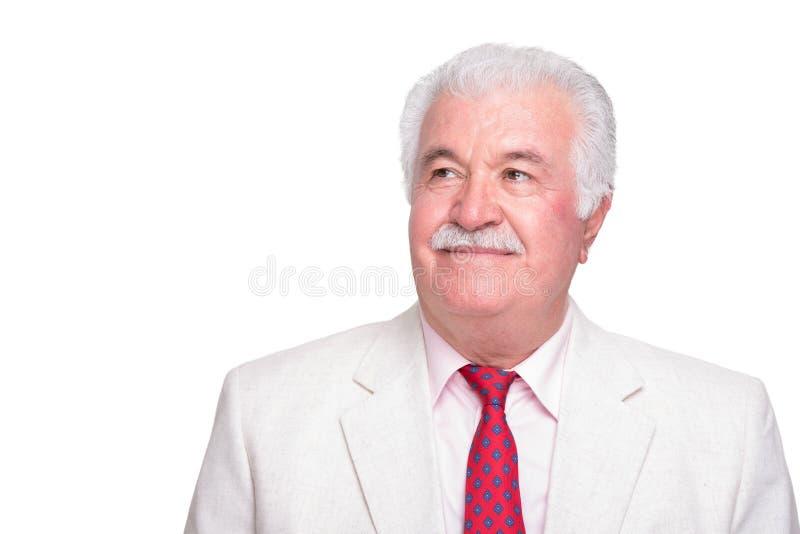 Download White Hair Senior Gentlemen Stock Image - Image: 33643059