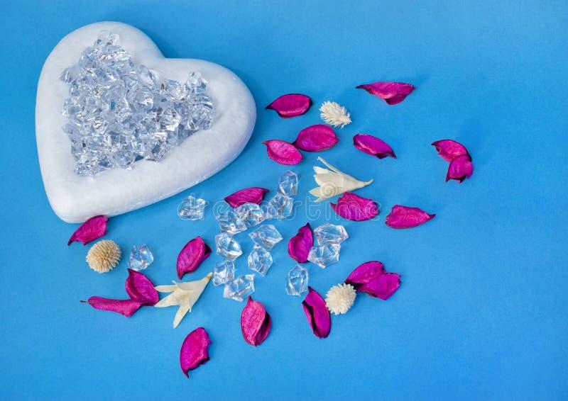 White Heart stock images