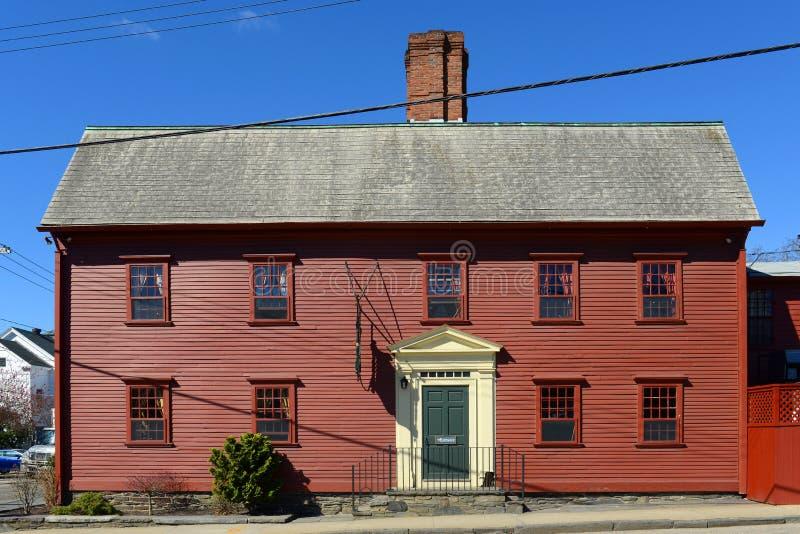 White Horse Tavern, Newport, Rhode Island, USA Stock Image - Image of historic, general: 57492787