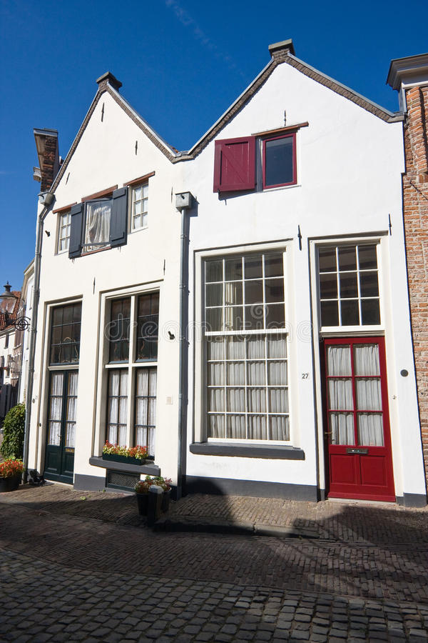 Download The 'White House' stock image. Image of deventer, front - 26812231