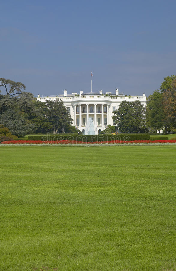 Download The White House stock photo. Image of united, lawn, residence - 26891822