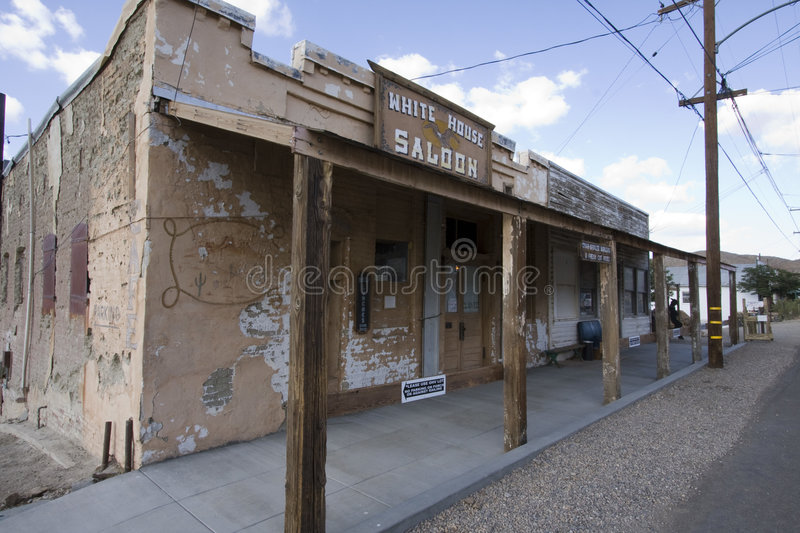 White House Saloon royalty free stock photography