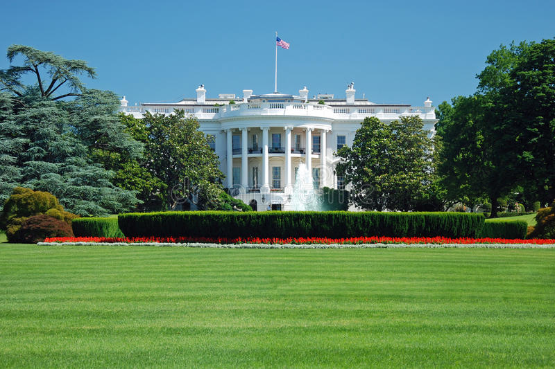 Download The White House In Washington DC Stock Photo - Image: 14236186