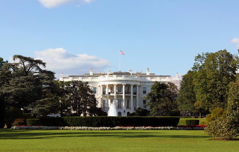 Download White House Washington DC editorial stock image. Image of district - 27025014