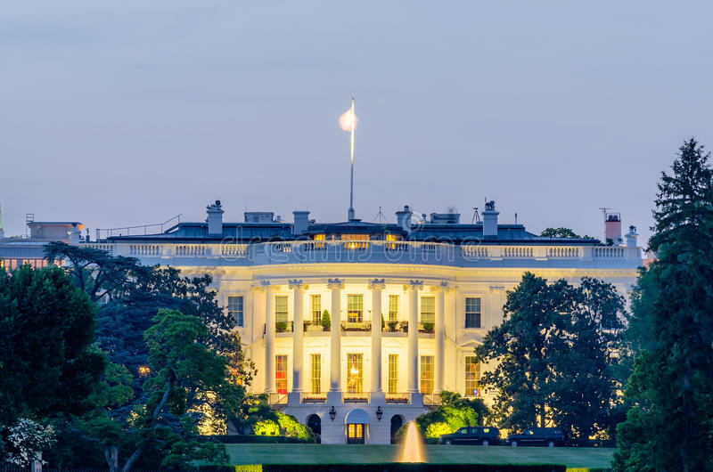 Download The White House In Washington DC Stock Photo - Image: 32328154