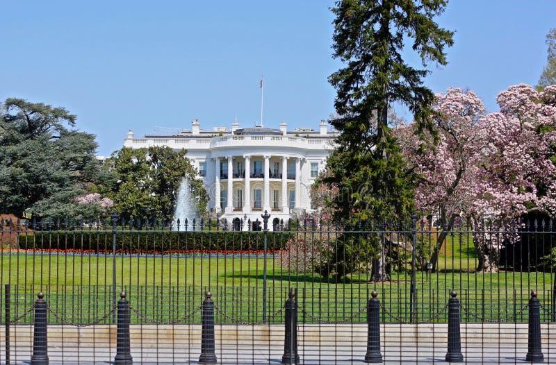 White House Washington DC royalty free stock photography