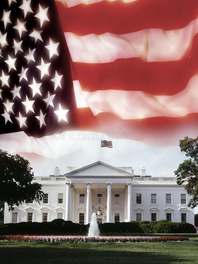 Download The White House - Washington DC - USA Stock Image - Image: 14964037