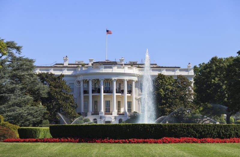 The White House , Washington DC, USA stock photography