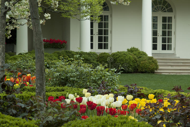 Download White House West Wing1 stock image. Image of garden, lawn - 29417209