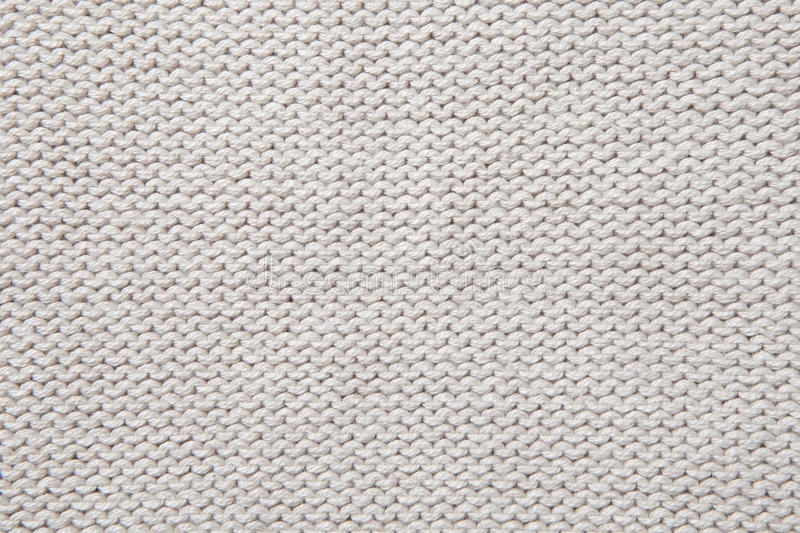 White Knitted Fabric Texture Stock Photo - Image: 36342288