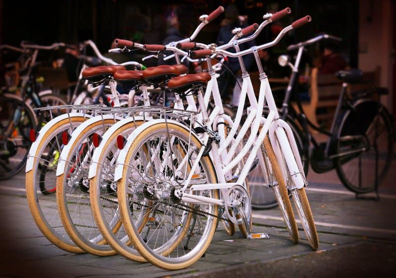 White Ladies Bicycles Free Public Domain Cc0 Image