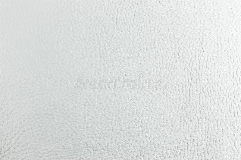 White Leather Royalty Free Stock Image