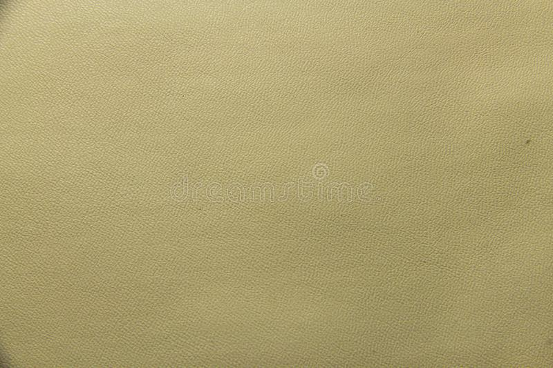 White leather texture. Light white background with leather texture closeup stock photography