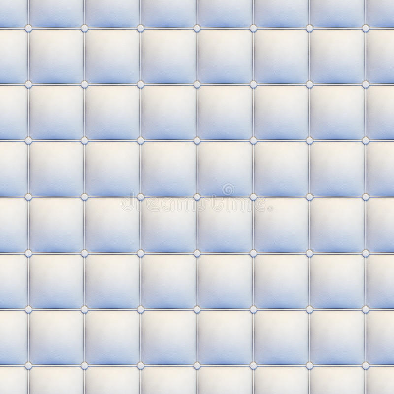 Download White Leather Upholstery Seamless Stock Illustration - Image: 22434277