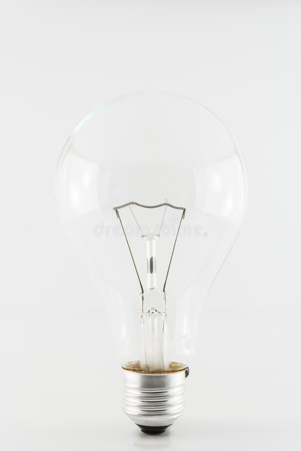 White Lightbulb royalty free stock images