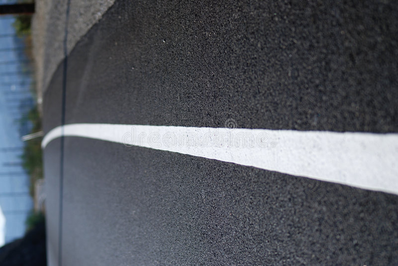 White Line royalty free stock photography