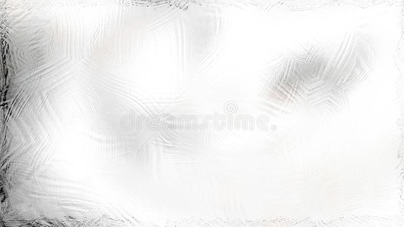 White Line Feather Background Beautiful elegant Illustration graphic art design Background royalty free illustration