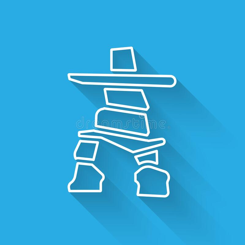 Download Town/ Monuments/ Inukshuk-photo - Inukshuk Png PNG Image with No  Background - PNGkey.com