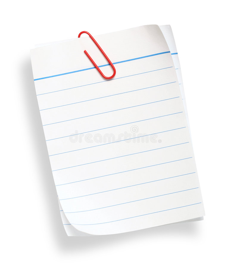 Download White lined paper stock photo. Image of elements, adhesive - 1709398