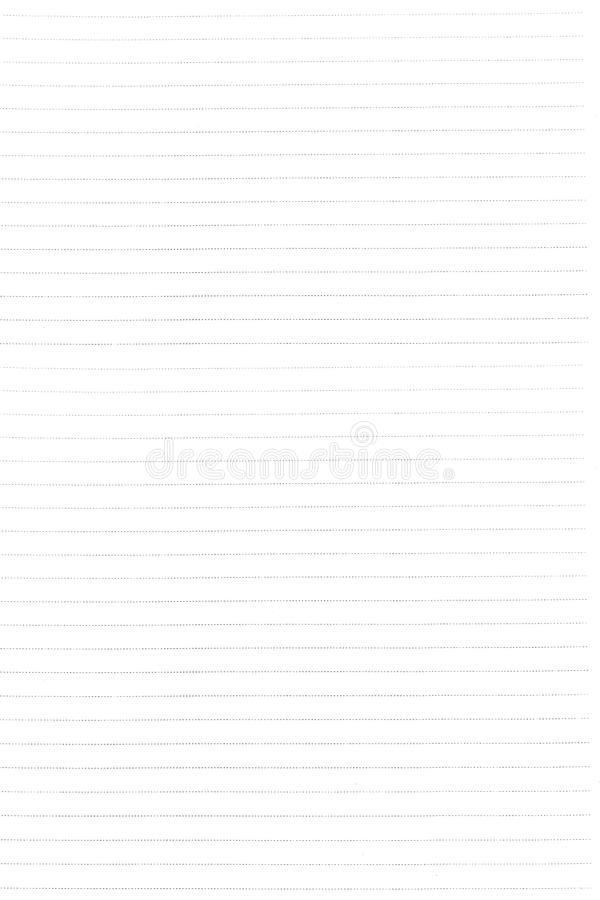 White lined paper texture background stock images