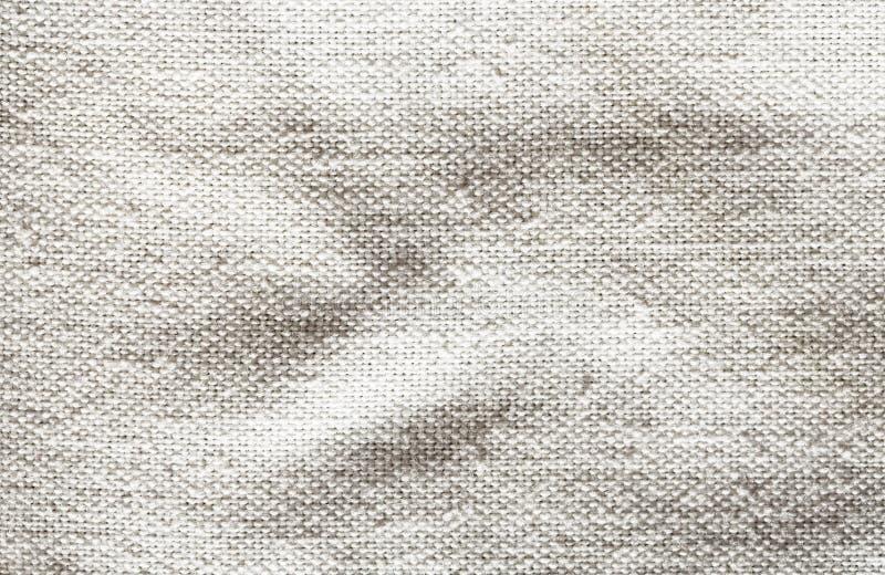 White Linen Background Royalty Free Stock Photos
