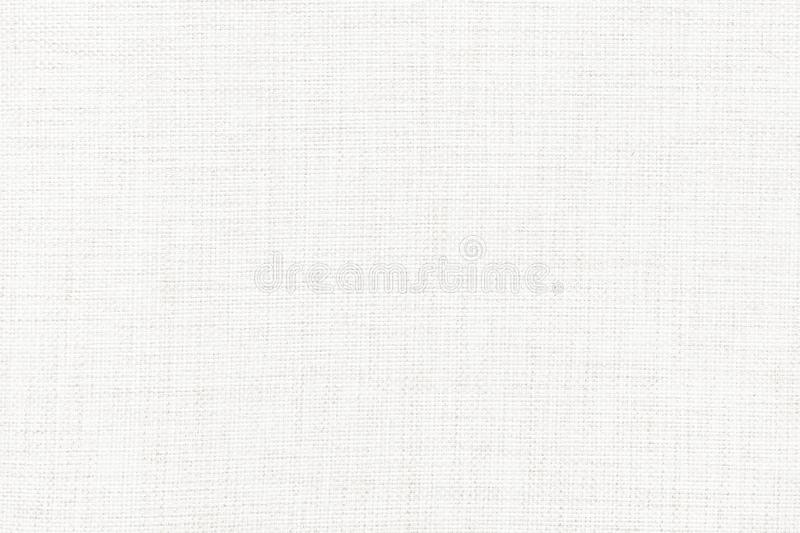 White linen canvas. The background image, texture. stock image