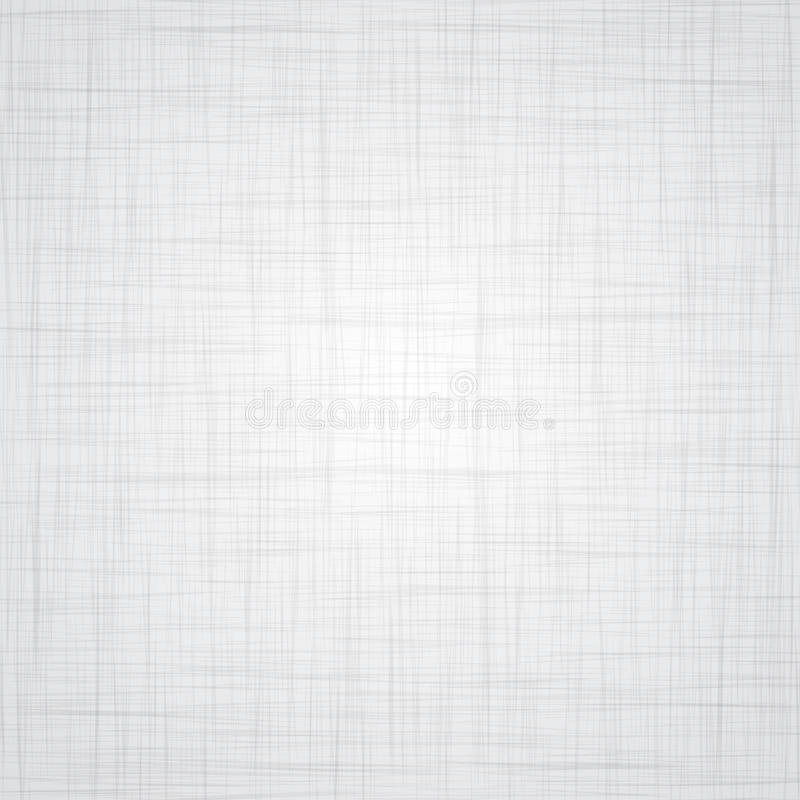 White Linen Texture royalty free illustration