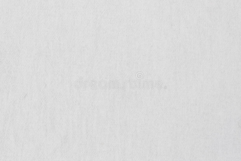 White linen texture royalty free stock photography