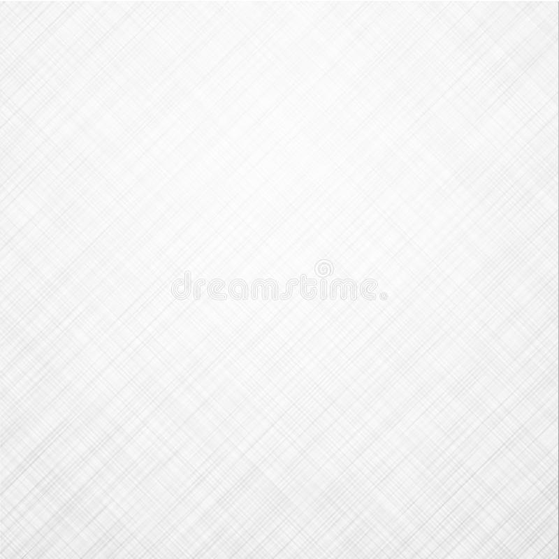 White linen texture. Realistic white linen texture pattern. Vector eps10. r royalty free illustration