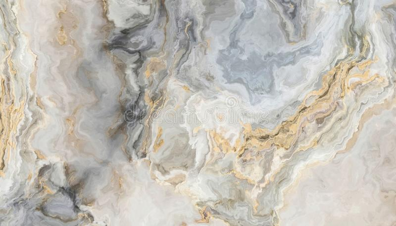 White marble background vector illustration