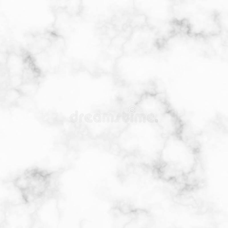 White marble background vector illustration