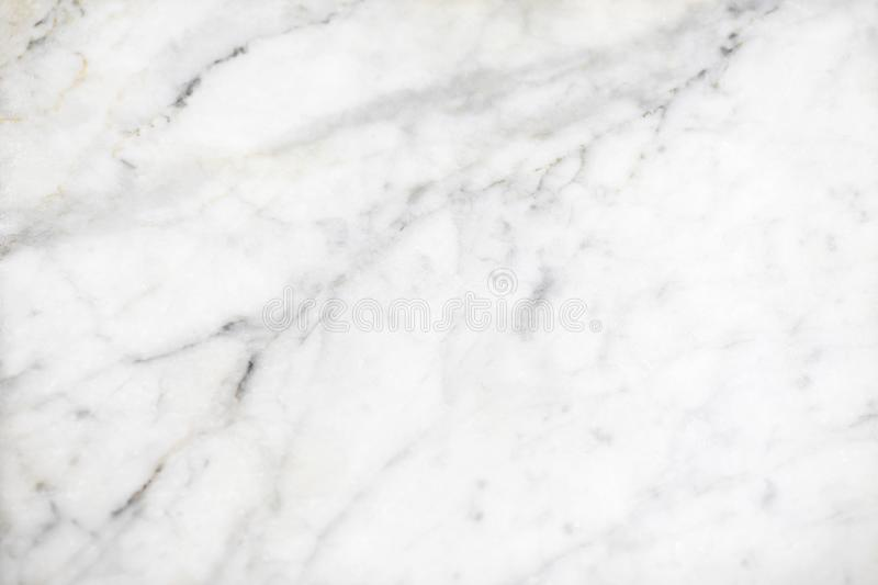 White marble background or texture and copy space.  royalty free stock images