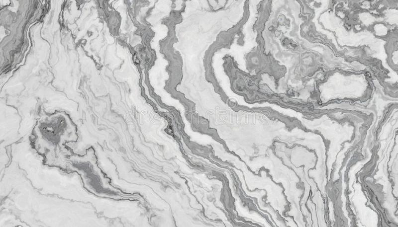 White curly marble stock images