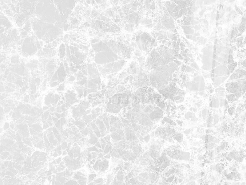 White marble pattern textured background for decorative or work texture design royalty free stock photo