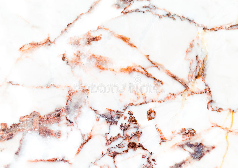 White Marble pattern with veins useful as background or texture, Detailed real genuine marble from nature. royalty free stock photos