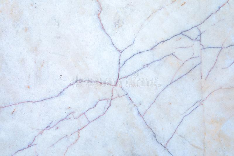 White marble stone or rock textured floor for background texture. stock image