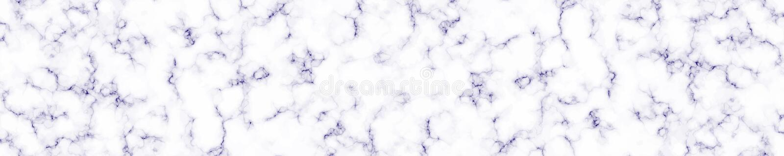 White marble stone trendy texture. Abstract horizontal vector background. royalty free illustration