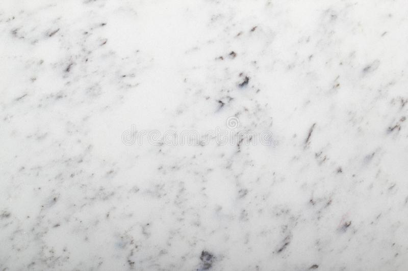 White marble surface stock photography
