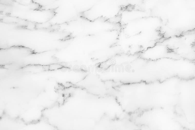 White marble texture for background. White marble texture with natural pattern for background or design art work royalty free stock photos