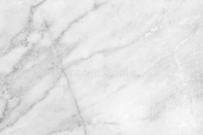 White Marble Texture Background Pattern With High Resolution Stock